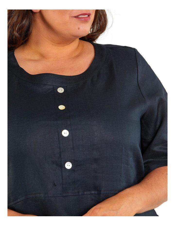 Layered Hem Shirt image 4
