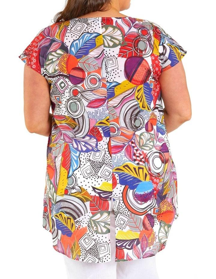 Carousel Print Shirt image 3