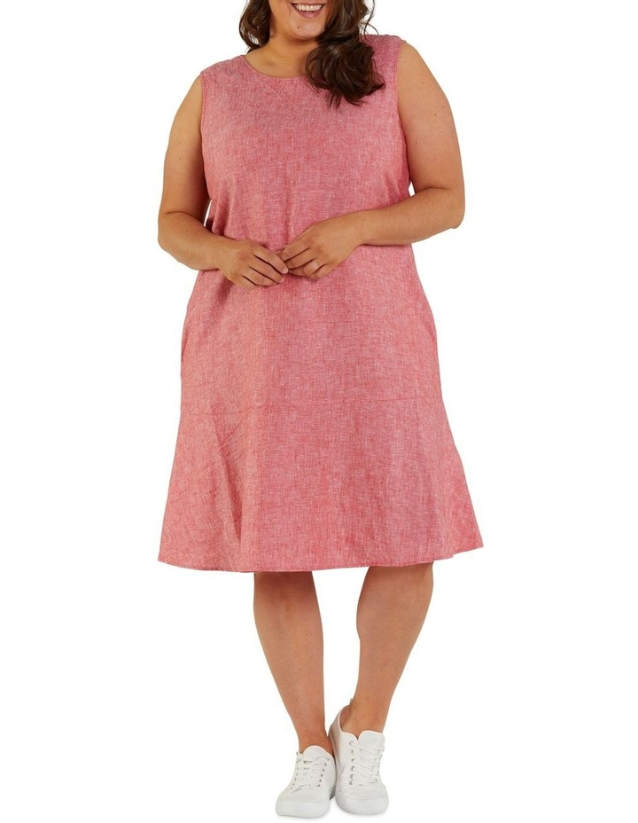 Crossdye Swing Dress image 1