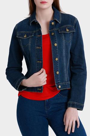Regatta - Denim 3/4 Sleeve Jacket