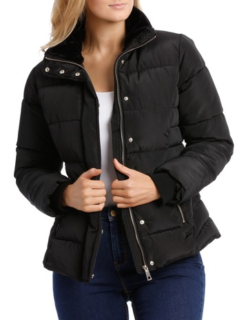 827e3e0ec41 RegattaStraight Quilted Jacket