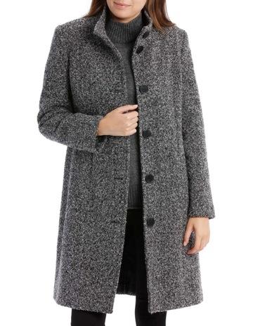 f145f8263868 Regatta Stand Collar Textured Coat