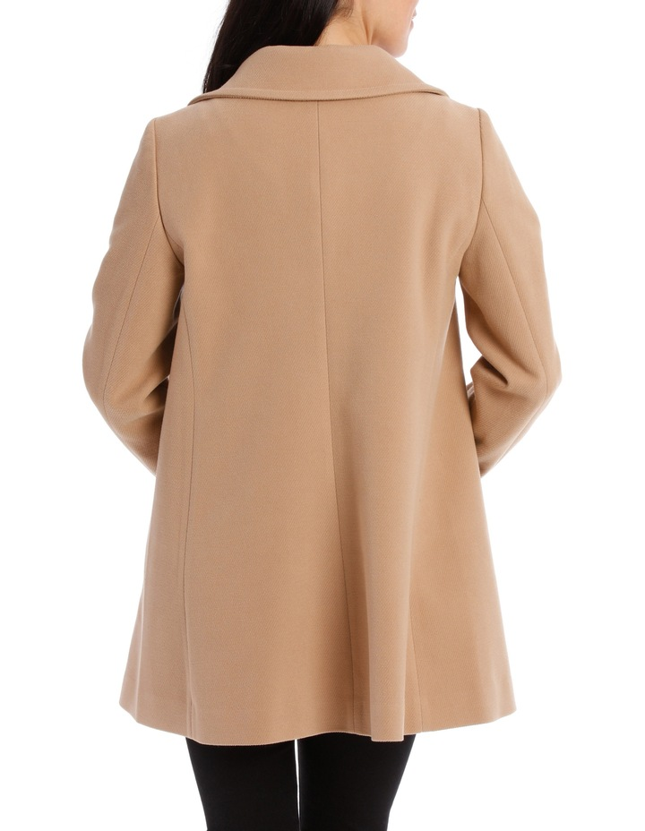 hoard as a rare commodity top design special for shoe Regatta Camel Funnel Neck Swing Coat