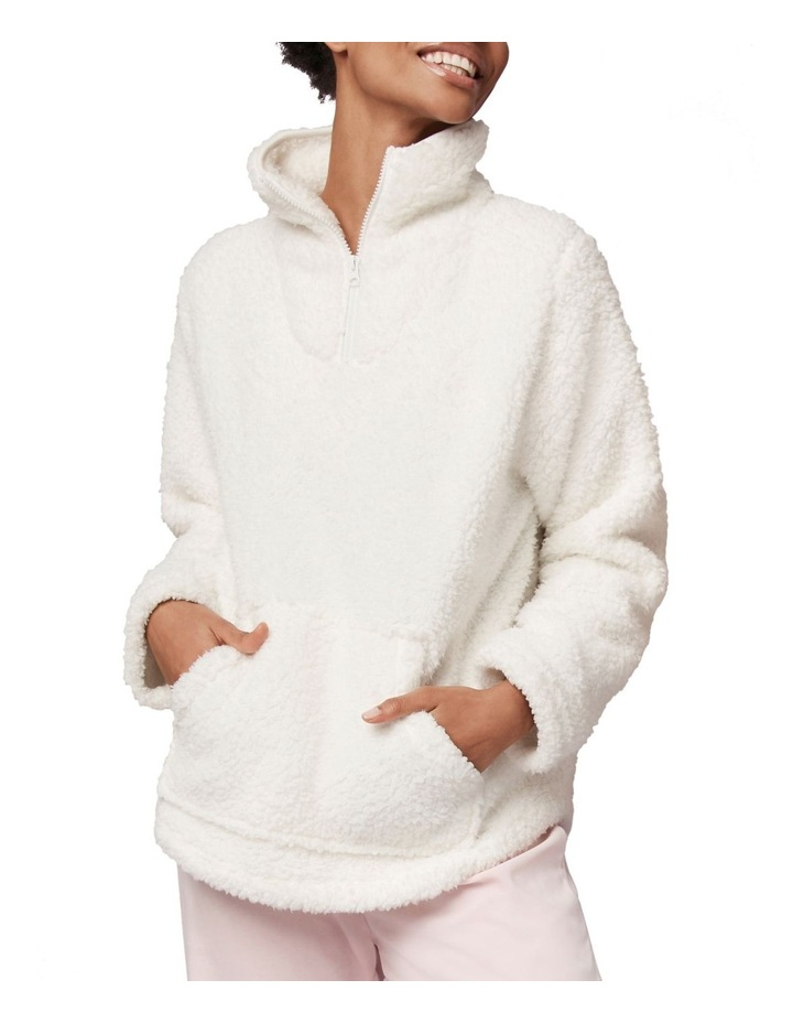 Knitted Jacket With Rever Collar image 1