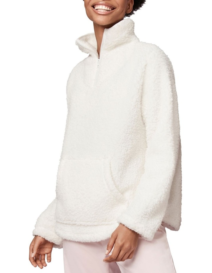 Knitted Jacket With Rever Collar image 2