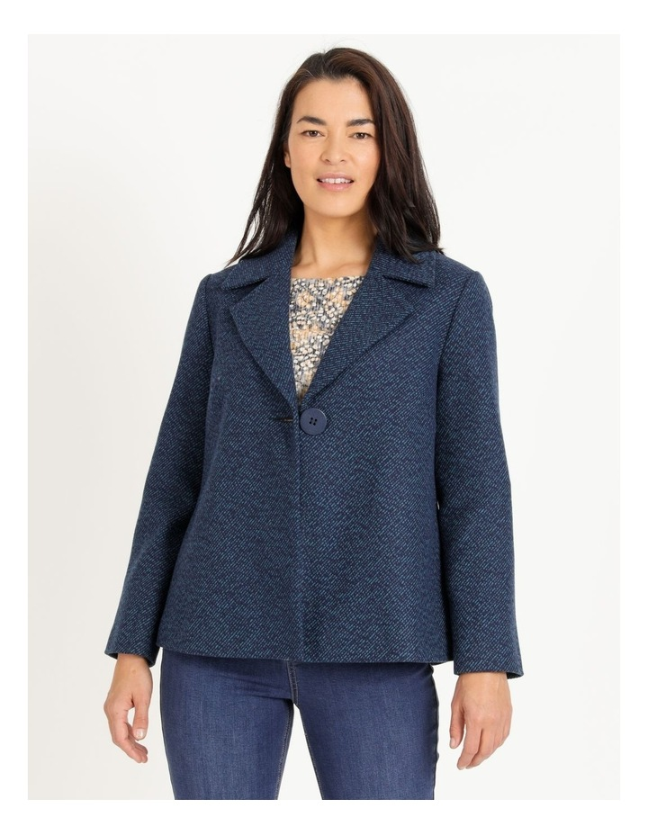 Jacket With Lapels And Collar image 1