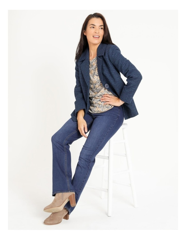Jacket With Lapels And Collar image 2
