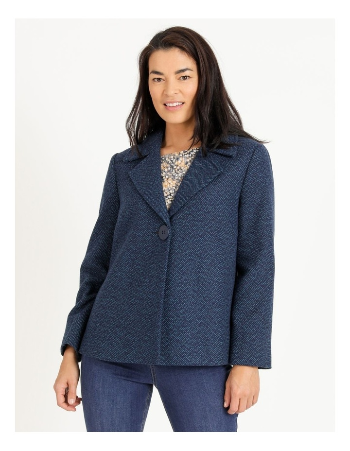 Jacket With Lapels And Collar image 5