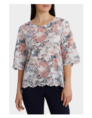 Regatta - Must Have Broderie Detail Top