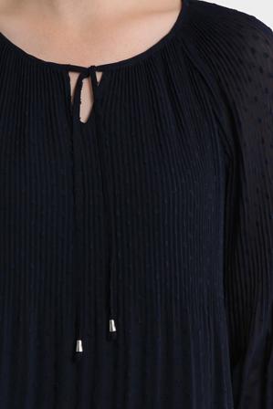 Regatta - Plisse Dobby 3/4 Sleeve Top
