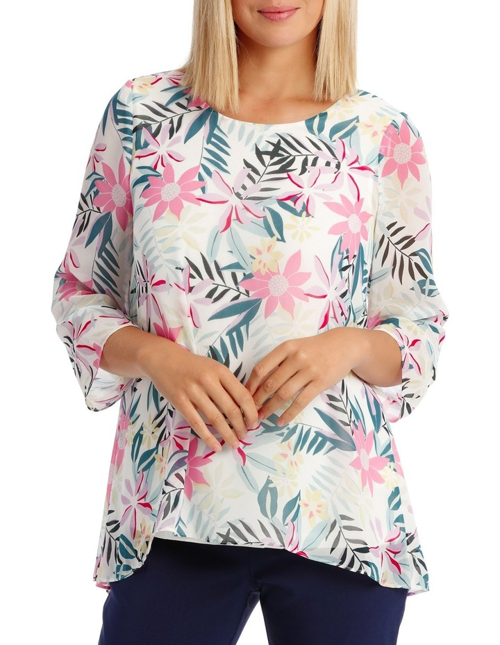 Regatta Double Layer 3/4 Sleeve Top