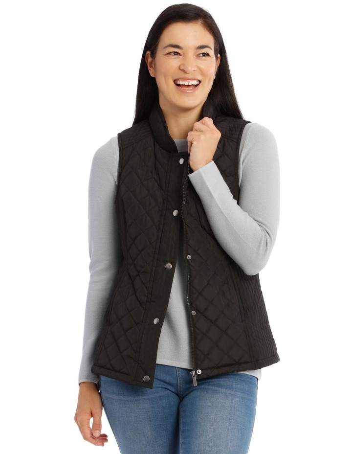 Diamond Quilted Vest image 1
