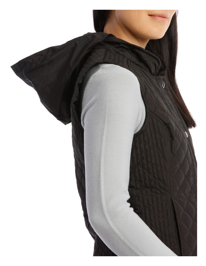Diamond Quilted Vest image 5