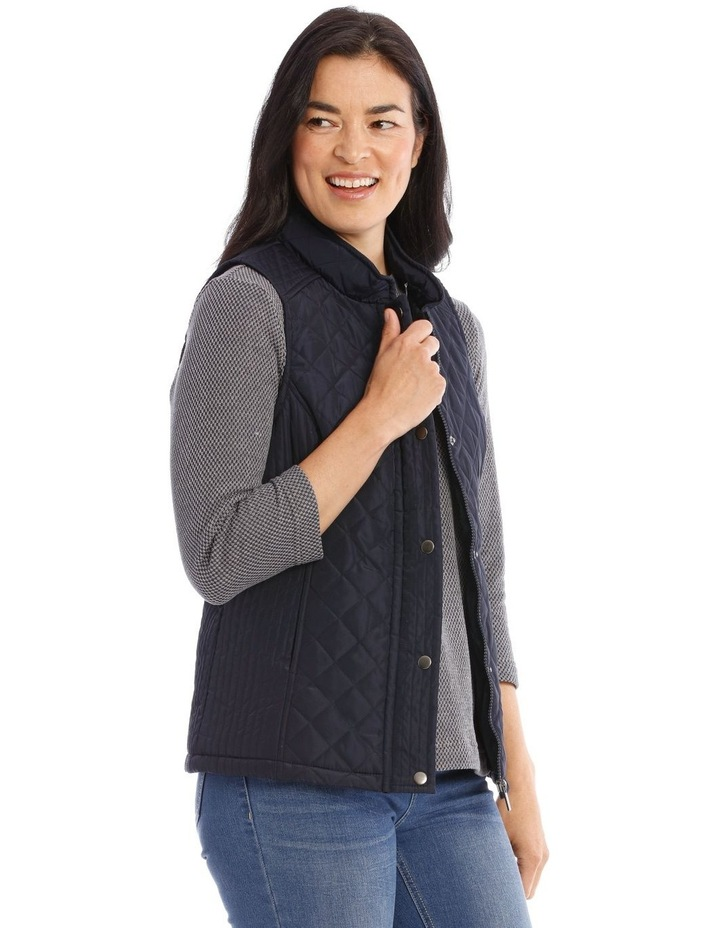 Diamond Quilted Vest image 2