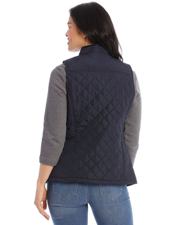 Diamond Quilted Vest image 3