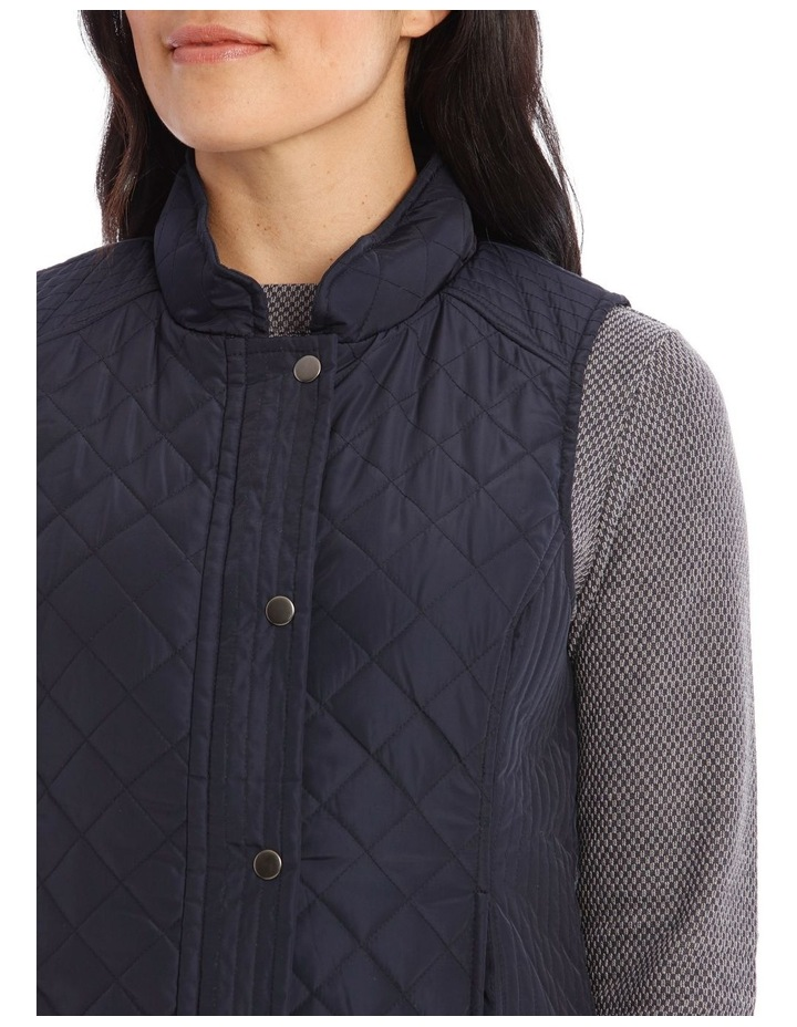 Diamond Quilted Vest image 4