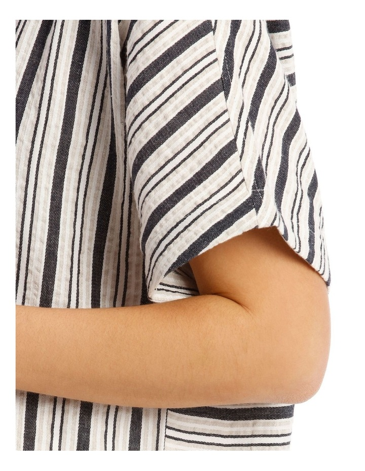 Extended Short Sleeve Top image 4