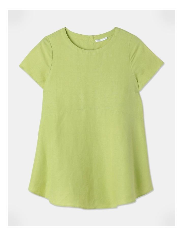 Short Sleeve Swing Top Pear image 1