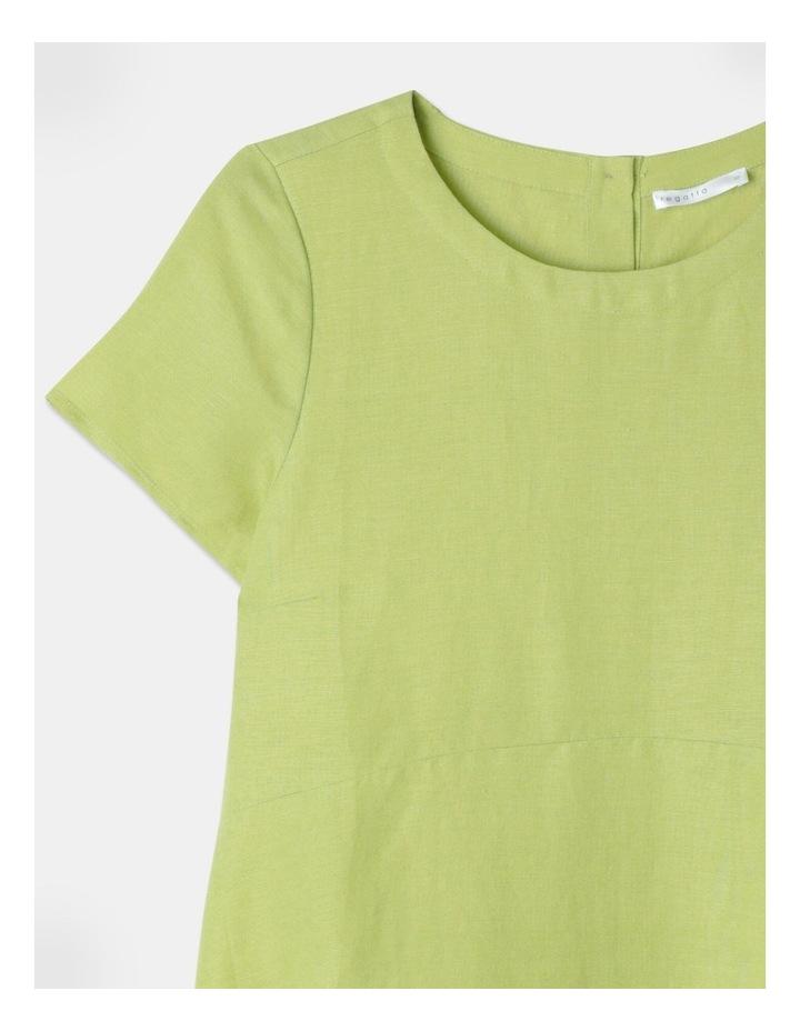 Short Sleeve Swing Top Pear image 2