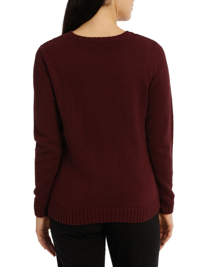 Cable Knit Jumper image 3
