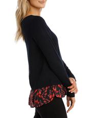 Regatta - Knit Woven Jumper