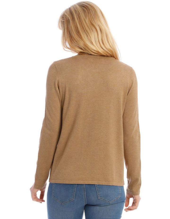 Roll Neck Long Sleeve Skivvy image 3
