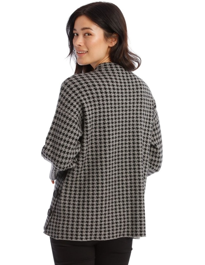 Kindled Button Side Stand Collar Long Sleeve Jumper image 4