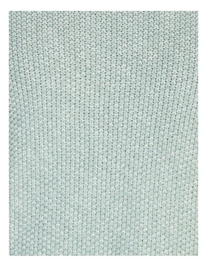 Fancy Knit Front Curved Hem Jumper image 5