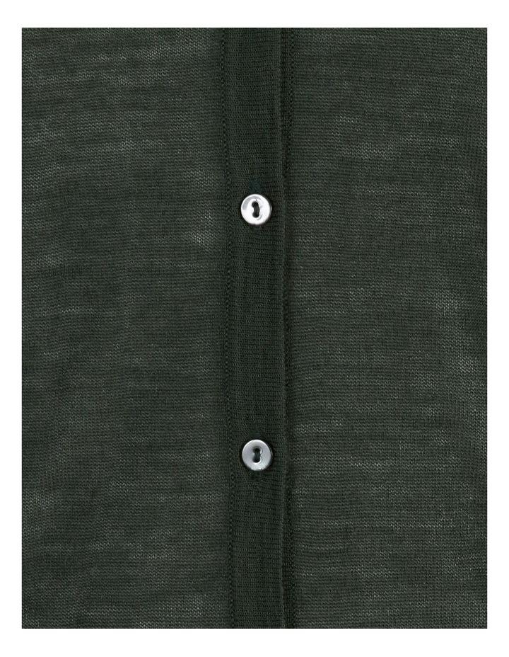 Pillar & Pine Button Front Short Cardigan image 5