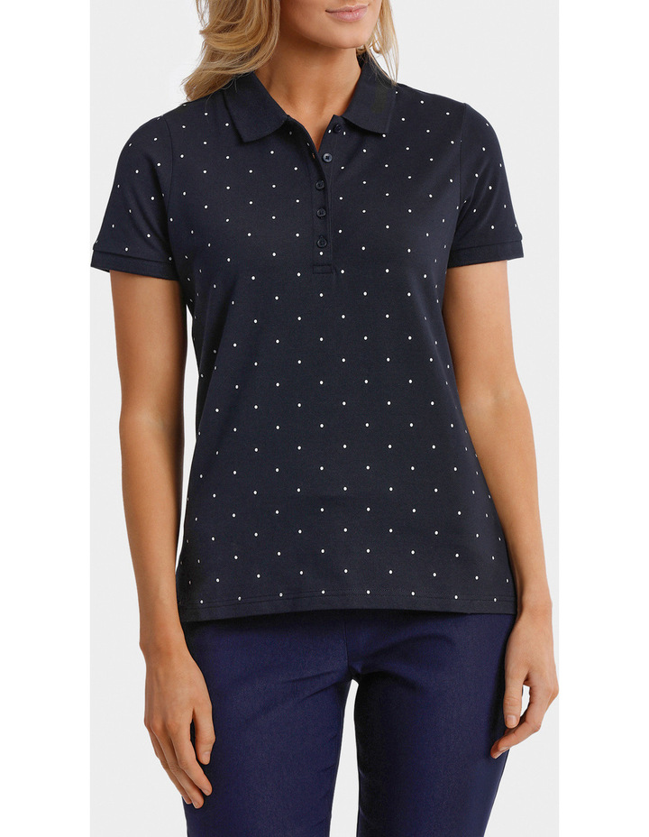 Must Have Cotton Short Sleeve Polo image 1