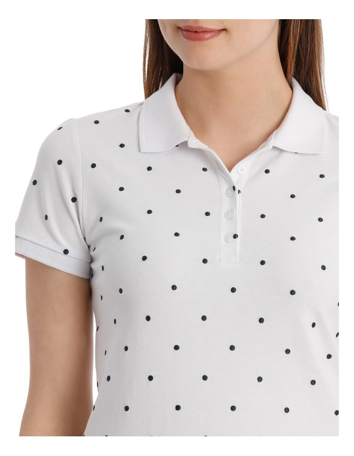 Must Have Emb Cotton Short Sleeve Polo image 4