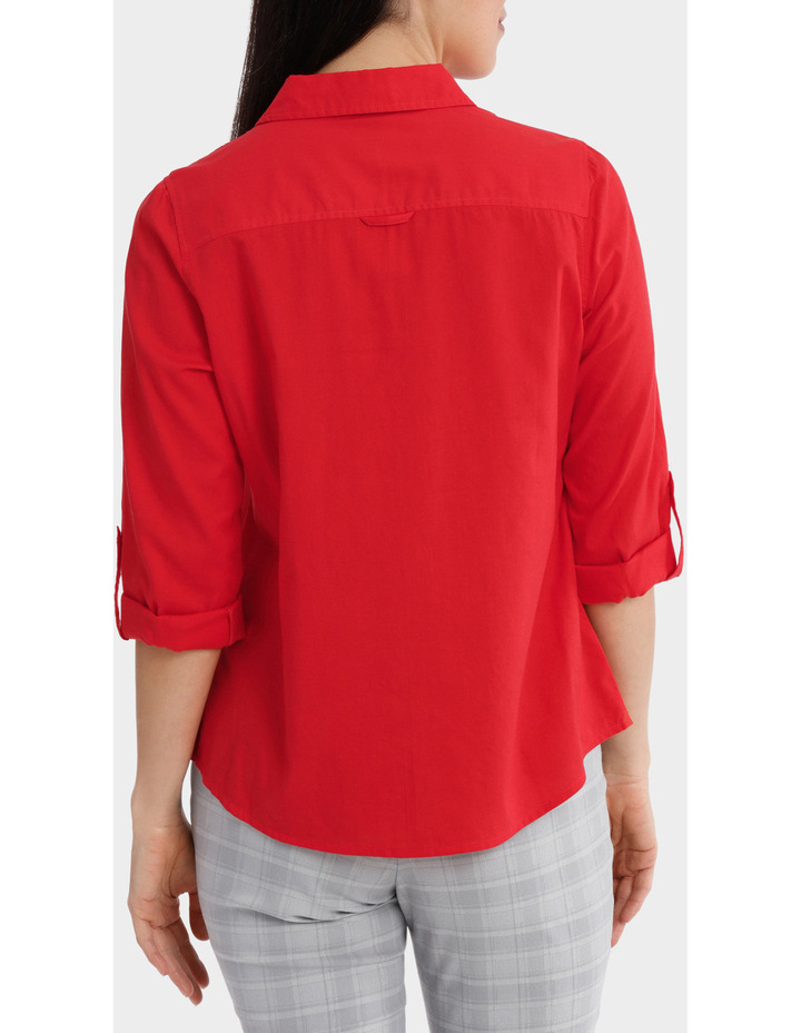 Must Have Cotton 3/4 Sleeve Shirt image 3