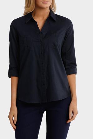 Regatta - Must Have Cotton 3/4 Sleeve Shirt
