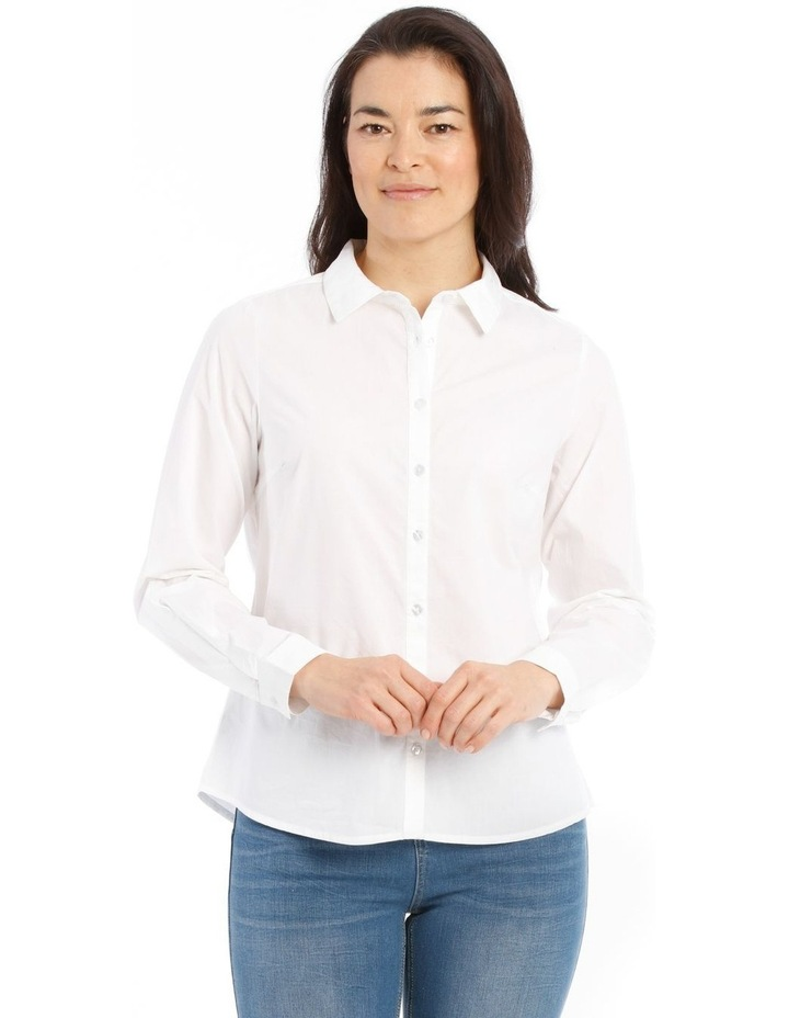 Long Sleeve Rolled Sleeve Core Shirt image 1