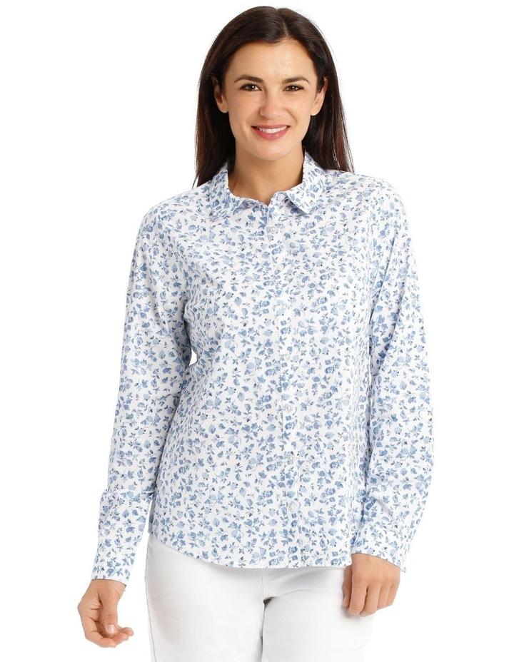 Long Sleeve Rolled Sleeve Core Shirt image 1