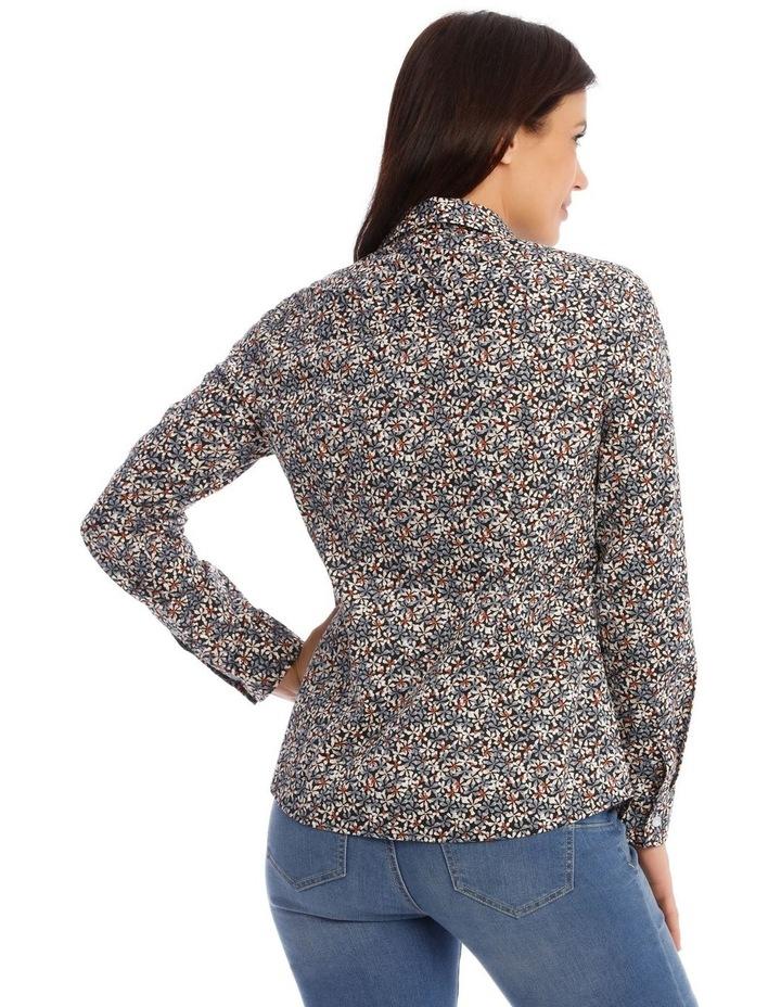 Stretch Cotton Long Sleeve Shirt image 4