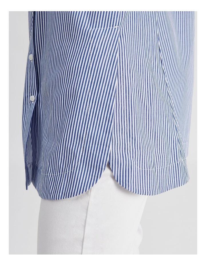 Long Sleeve Aline Stripe Shirt image 5