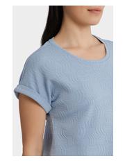 Regatta - Textured Cuff Sleeve Tee