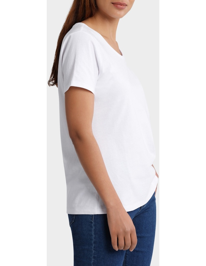 Essential Cotton Short Sleeve Tee image 2