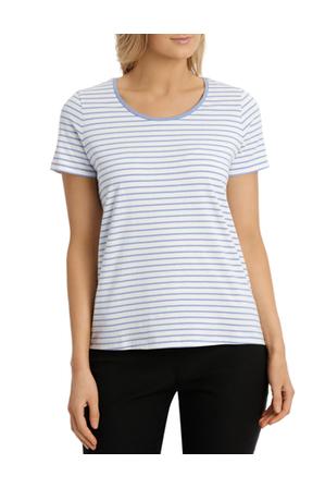 Regatta - Essential Cotton Stripe Short Sleeve Tee