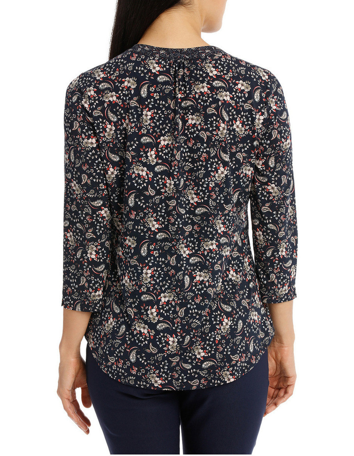 Must Have Printed Tunic Tee image 3