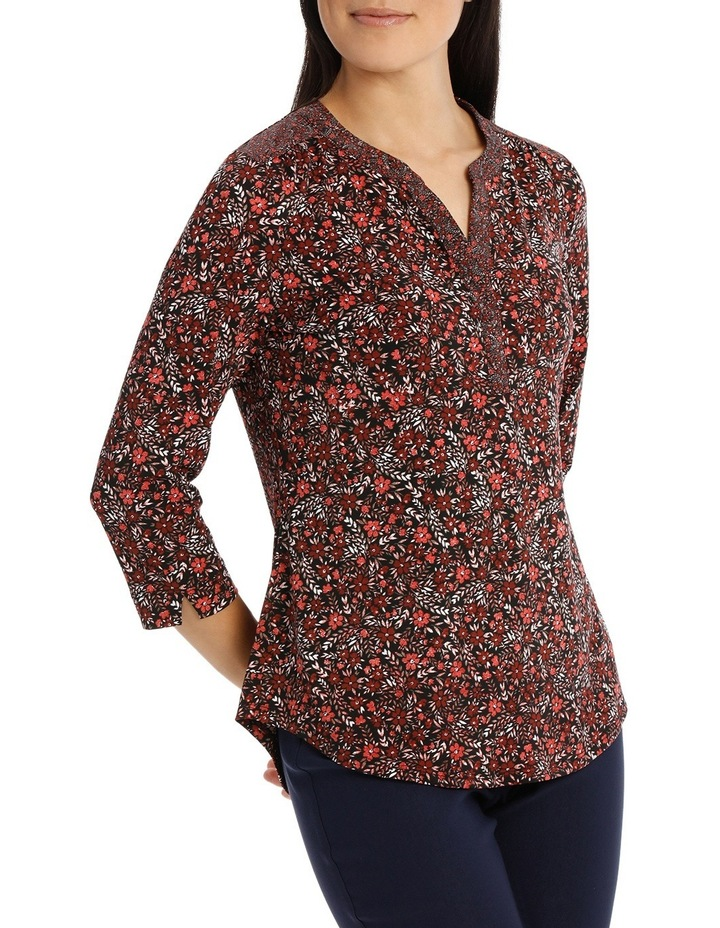 Must Have Printed Tunic Tee image 2