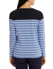 Regatta - Multi Stripe 3/4 Sleeve Tee