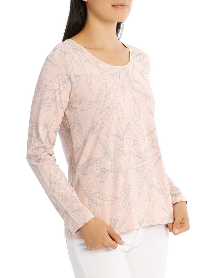 Essential Cotton Long Sleeve Tee image 2