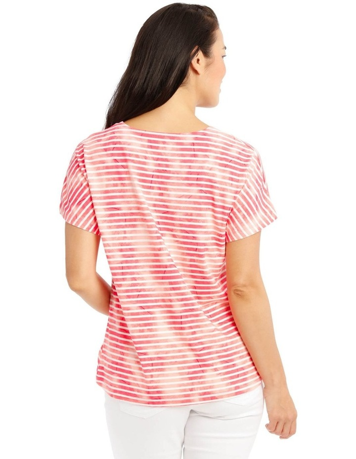 Dropped Shoulder Short Sleeve Tee image 3