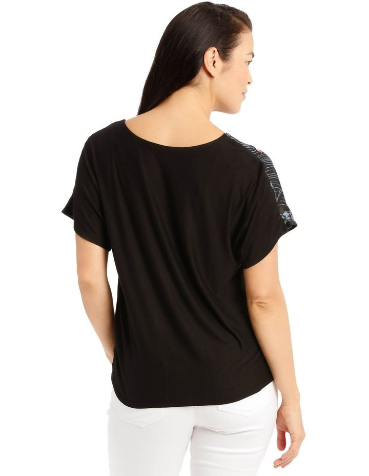 Dropped Shoulder Short Sleeve Tee image 3