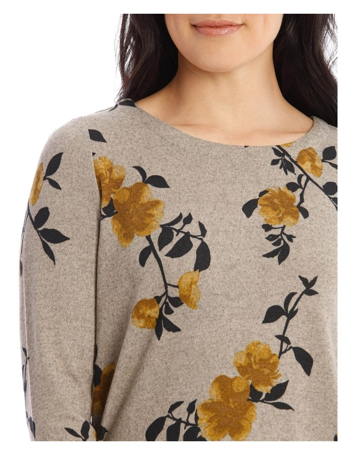 Crew Neck Long Sleeve Soft Touch Tee image 4
