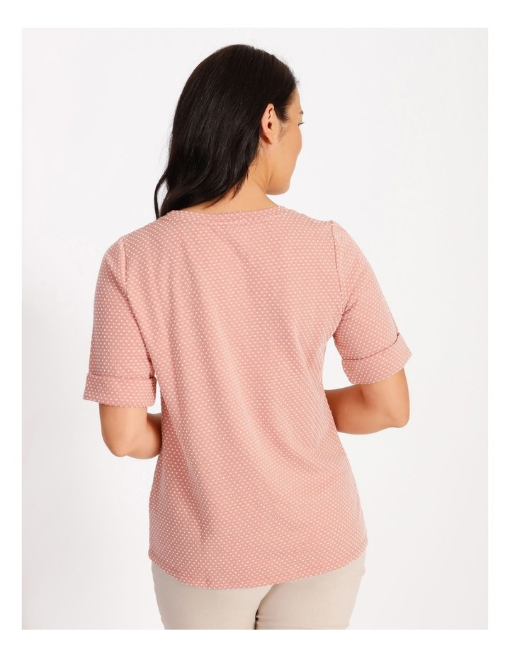 Tee With Cuff image 3