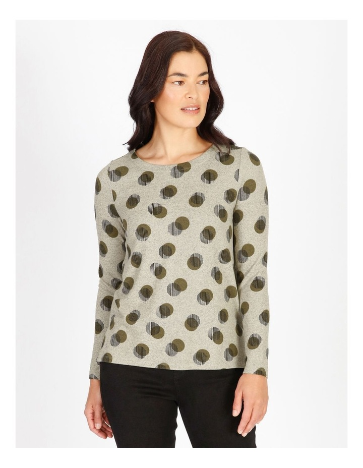 Olive Grove Long-Sleeve Soft Touch Tee image 1