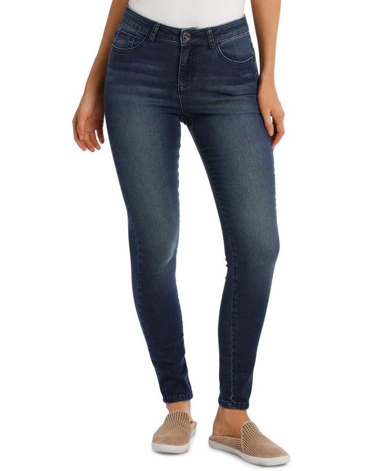 Essential Skinny Leg Fl Jean image 1